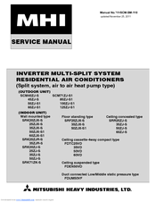 Mitsubishi heavy руководство пользователя mitsubishi heavy industries fdk28kxe6f