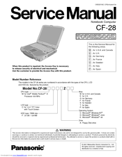 Panasonic CF-28 Service  Manual