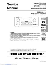 marantz ps9200 manuals. Black Bedroom Furniture Sets. Home Design Ideas