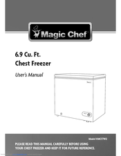 MAGIC CHEF HMCF7W2 USER MANUAL Pdf Download. on