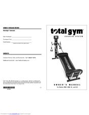 total gym xls manuals rh manualslib com total gym owners manual 2000 3000 xl and xls total gym owners manual 2000 3000 xl and xls