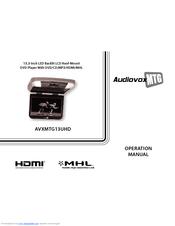 audiovox avxmtg13uhd manuals rh manualslib com Online User Guide Example User Guide