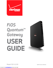 verizon fios g1100 manuals rh manualslib com verizon fios manual for tv verizon fios remote manual
