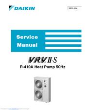 DAIKIN R-410A SERVICE MANUAL Pdf Download