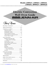 jenn air jjw guide manuals jenn air jjw9530 guide manual