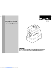 Makita SK102 Instruction Manual