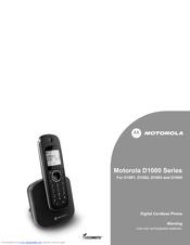 motorola d1002 manuals rh manualslib com Alcatel Phones Manual User Manual