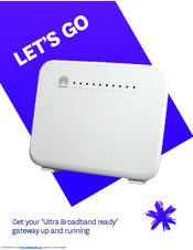 huawei router hg659 how to open ports