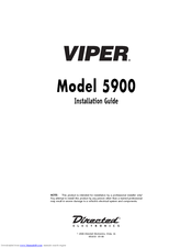 viper 5900 installation manual pdf download rh manualslib com Post Operating System Installation RV Toilets Installation Diagrams