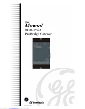 GE Interlogix 0150-0265A User Manual