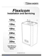 Glow-worm Flexicom 24hx Manuals