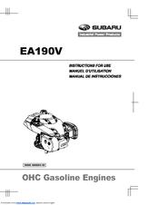 ea subaru engine manual