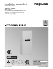 viessmann vitodens 222 f 35 manuals. Black Bedroom Furniture Sets. Home Design Ideas