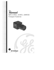 GE Interlogix KTC-115CC User Manual