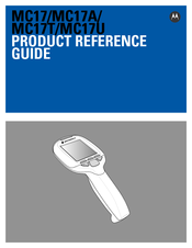 Motorola MC17 Product Reference Manual