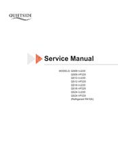Quietside QS24-VJ220 Manuals