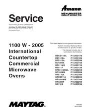 amana rcs511a manuals rh manualslib com amana oven service manual For a Amana Agr3300xdwo Gas Stove Manual