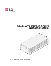 LG ARNU243BGA2 Installation Manual