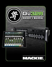 Mackie Dl32r руководство пользователя - фото 9