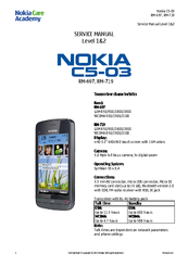 nokia c5 03 manuals rh manualslib com nokia c5-03 repair manual nokia c5-03 manual download