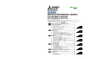 Mitsubishi Electric FR-F720-00105-NA Instruction Manual
