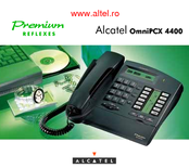 Alcatel 4034 Manual