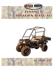 BAD BOY INSTINCT OWNER'S MANUAL Pdf Download. Bad Boy Buggie Wiring Diagram Pdf on