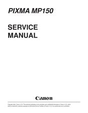 canon pixma mp150 service manual pdf download rh manualslib com Canon Owner's Manual Canon Hot Shoe Cover