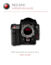 red epic epic m manuals rh manualslib com red epic manual español red epic dragon user manual pdf