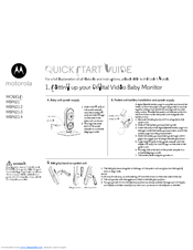 Motorola MBP621-3 Quick Start Manual
