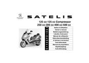 peugeot satelis 125 cc manuals rh manualslib com peugeot satelis 125 workshop manual peugeot satelis 125 service manual