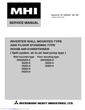Mitsubishi heavy service manual компрессор для кондиционера mitsubishi heavy