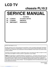 funai magnavox 26mf330b f7 manuals rh manualslib com
