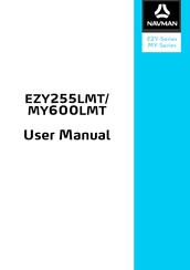 Navman MY600LMT Manuals