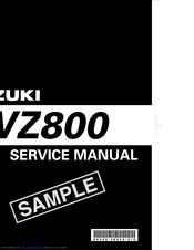Suzuki Boulevard M50 Manuals Manualslib