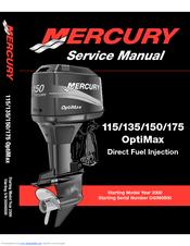 Mercury Optimax 135 Manuals Manualslib