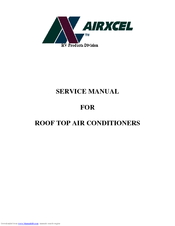 AIRXCEL 9330X713 SERVICE MANUAL Pdf Download. on