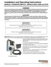 generac power systems 6408 manuals rh manualslib com Generac Diagnostic Manuals Generac Diagnostic Manuals