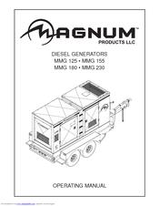magnum mmg 125 operating manual pdf download