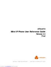 Mitel 5220 Manuals