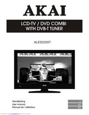 akai aled2205t manuals rh manualslib com Magnavox DVD VCR Combo Sony DVD VCR Combo