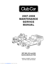 club car xrt 800 manuals rh manualslib com  club car xrt 950 wiring diagram