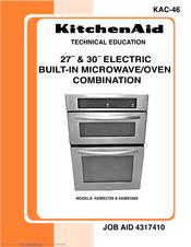 Kitchenaid Kems308s Manuals