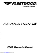 FLEETWOOD REVOLUTION LE OWNER'S MANUAL Pdf Download. on fleetwood rv tv wiring, fleetwood rv diagrams, fleetwood bounder battery diagram, fleetwood tioga rv house battery wiring,