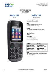 nokia phone manuals