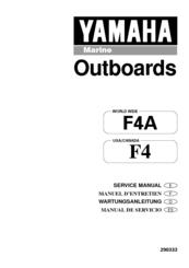 YAMAHA F4 SERVICE MANUAL Pdf Download