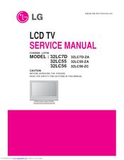 lg 32lc7d service manual pdf download rh manualslib com lg 32lc7d service manual LG Manuals PDF