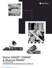 motorola radius cm300 manuals Motorola M1225 Radio  Motorola XPR 6550 Bluetooth Adapter Motorola Two-Way Radio Repeaters Motorola Intercom Systems