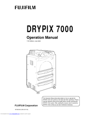 fujifilm drypix 7000 manuals rh manualslib com fujinon endoscopy service manual fujinon endoscopy service manual