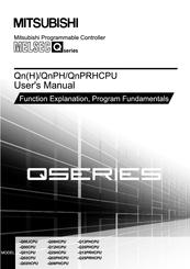 mitsubishi q00cpu manual
